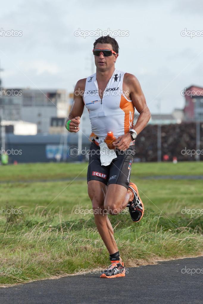 Pro athlete Terenzo Bozzone (14) — Foto de Stock