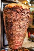 turecké jídlo kebabu