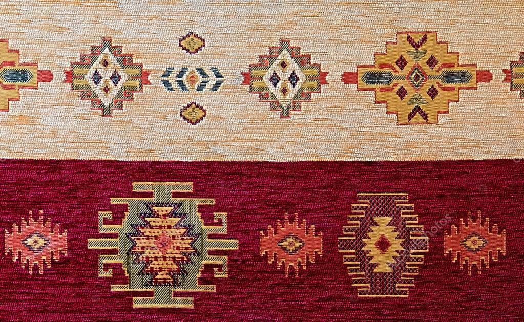 Turkish pattern rug