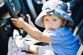 Fotografie ona chce řídit
