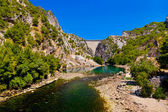 Photo Green canyon at Turkey