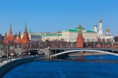 Kremlin in Moscow (Russia)