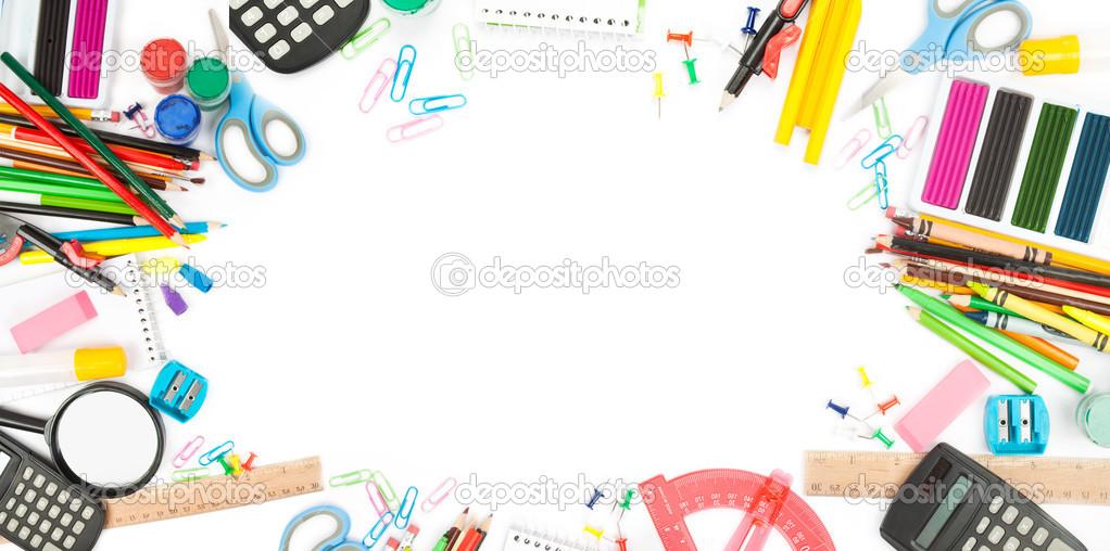 Art culos de papeler a fotos de stock olegkalina 13436043 for Imagenes de articulos de oficina