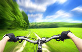 horská kola kopce