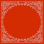 Fotografia pañuelo rojo vaquero