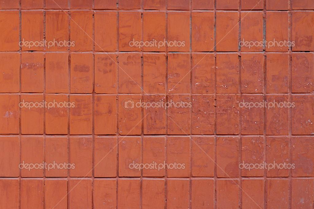 Tegole rosse arrugginiti con texture di sfondo u foto stock