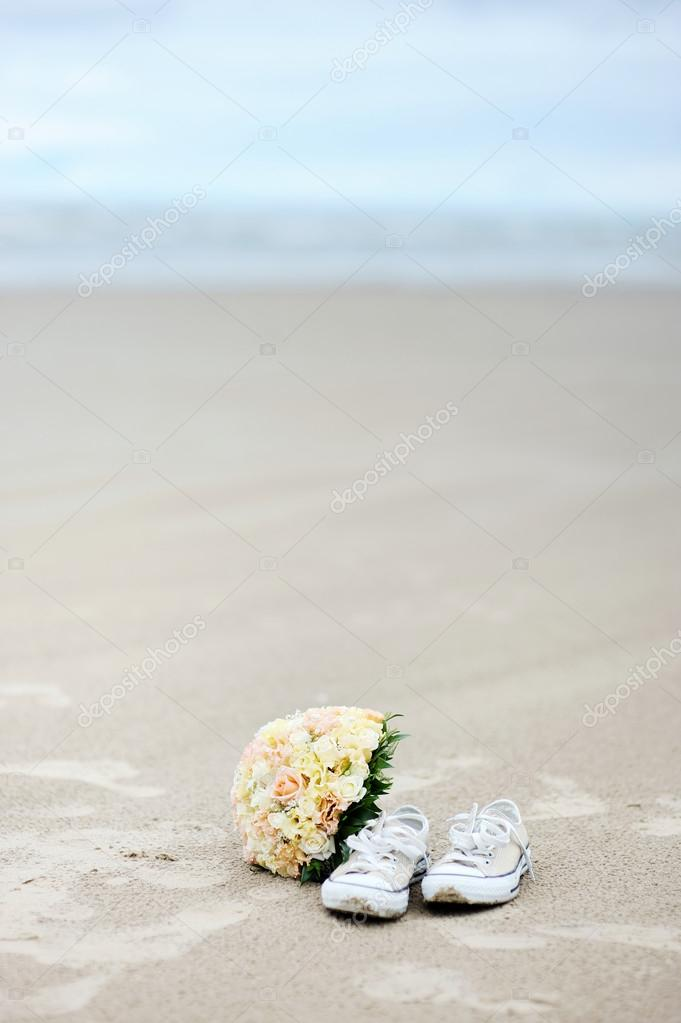 Wedding on a beach