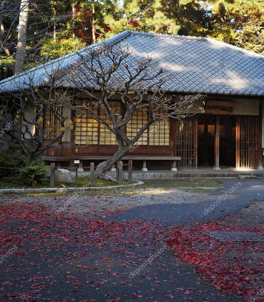 Casa da t giapponese foto stock zastavkin 40650235 for La casa giapponese