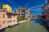 Photo Canal Cannaregio in Venice, Italy