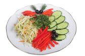 Fotografie zelenina, samostatný