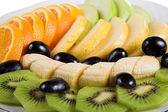 Fotografie fruit snack isolated