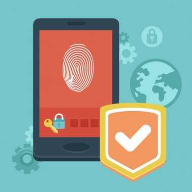 Vector mobile phone security