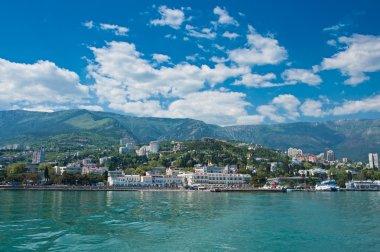 Yalta coast