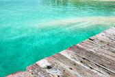 Fotografie molo u moře