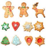 Vánoční perník cookie