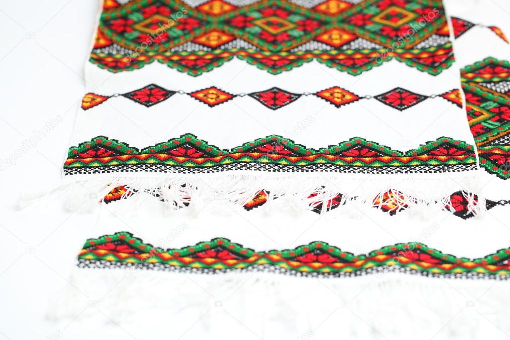 bordados ucranianos étnicos — Fotos de Stock © pakhay #26563057