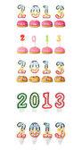 2013 s dort svíčky