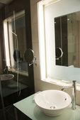 Modern fürdőszoba mosogató