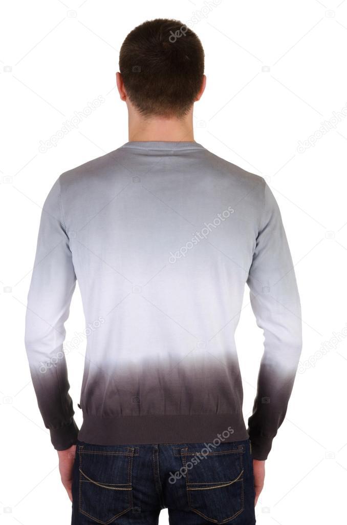 Чоловічі футболки — Стокове фото — білий © Elnur   31136217 1c8564c9e332d