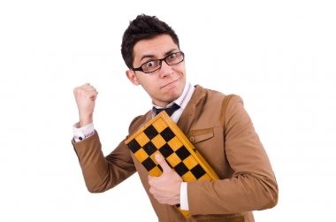 Funny chess player
