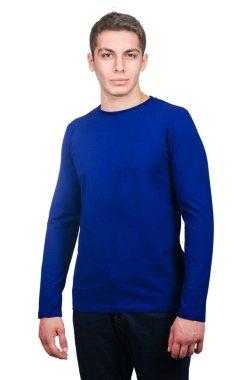 Man in sweater