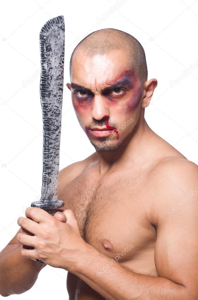 засолить картинка полного грузного мужика с мечом обнаружено, содержание токсичных