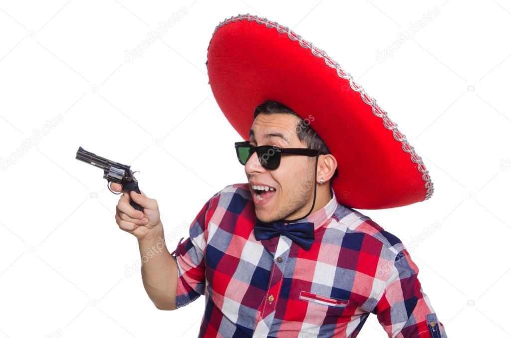Похотливый мексиканец