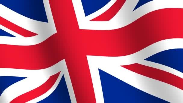 integetett zászló, Egyesült Királyság
