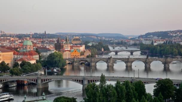 krásné mosty nad vltava, Praha