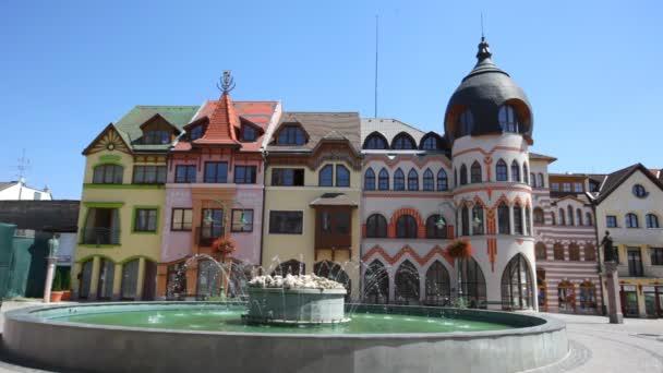Evropa náměstí v Komárno
