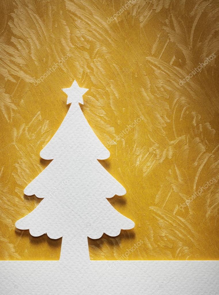 weihnachtsbaum scherenschnitt stockfoto irochka 19148065. Black Bedroom Furniture Sets. Home Design Ideas