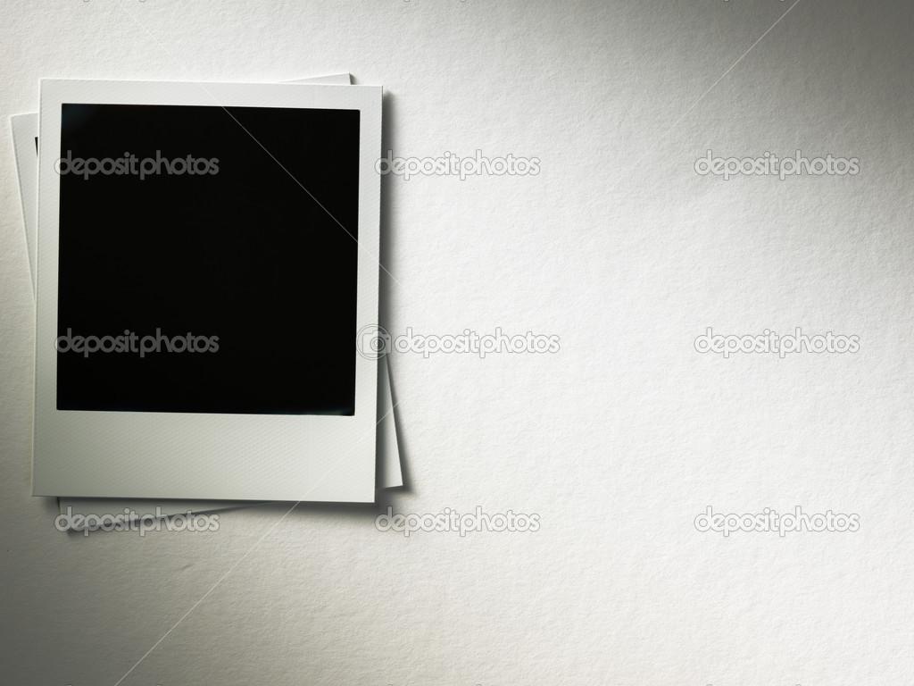 Adult polaroid insert cardboard frames