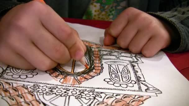 gyermek rajz