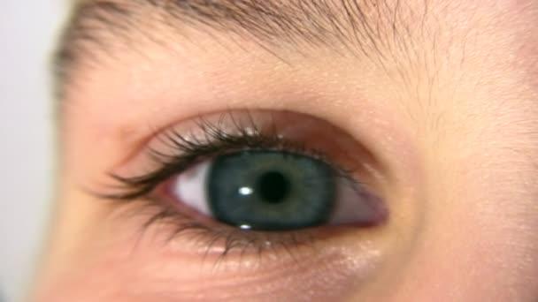 dětské oko