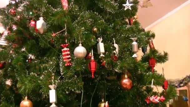 Karácsonyfa, nagyítás