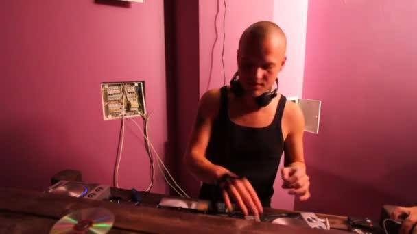 A Club DJ
