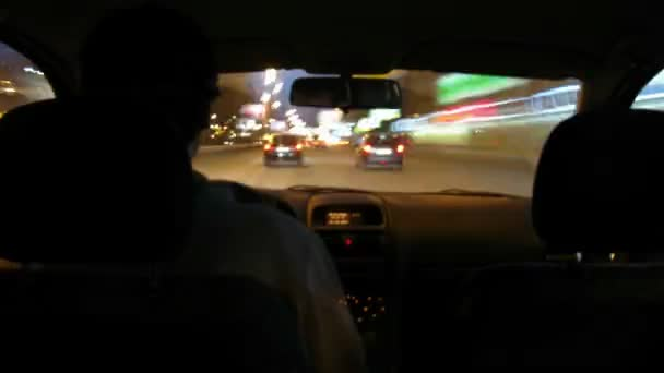 Qiuck driving from car