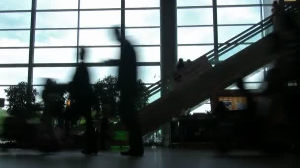 vzestup na schodiště