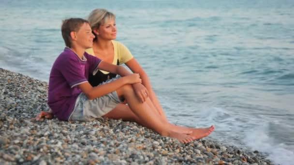 Видео женщин на море фото 615-348