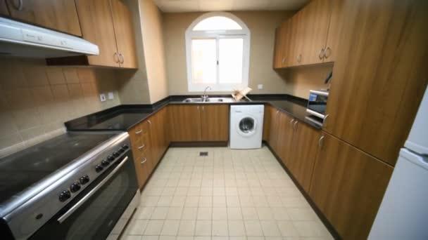 A konyha, belső verticall eltolással
