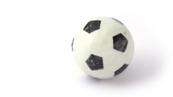 malé hračky fotbalový míč rotační