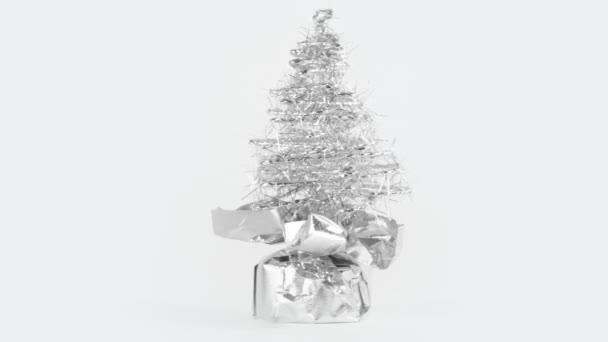Künstlicher Weihnachtsbaum Günstig.Künstlicher Weihnachtsbaum Hergestellt Aus Lametta