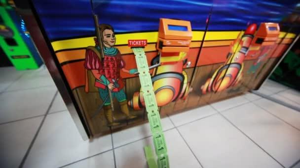 Slot machine rengeteg kupon kinyomtatása win-díj