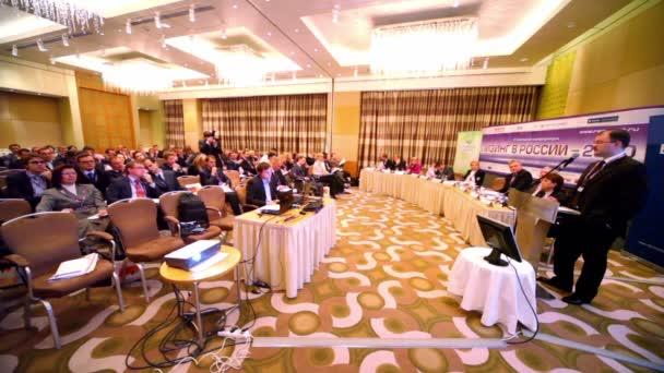 Referent auf der ix-Jahrestagung - Leasing in Russland 2010