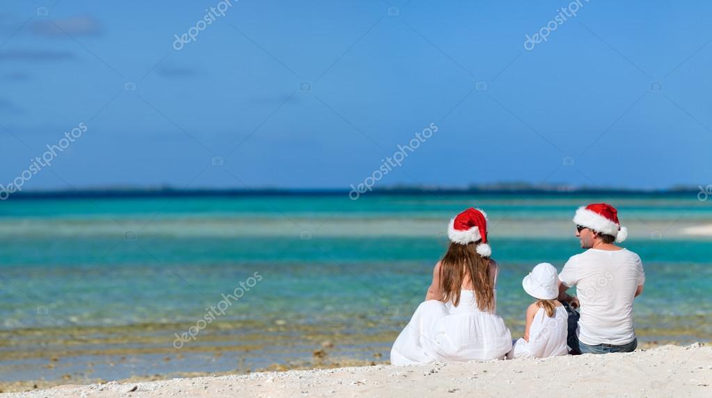 Christmas family vacation