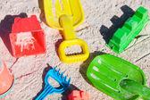 Fotografie plážové hračky
