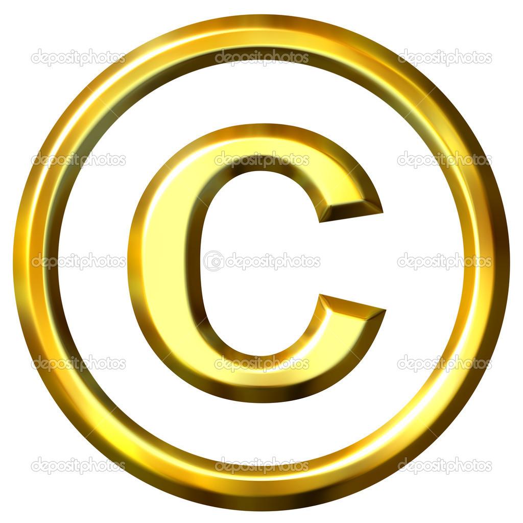 3d golden copyright symbol stock photo georgios 13868926 3d golden copyright symbol stock photo biocorpaavc