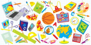 Objects for elementary school