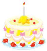 Fényképek Teknős születésnapi torta