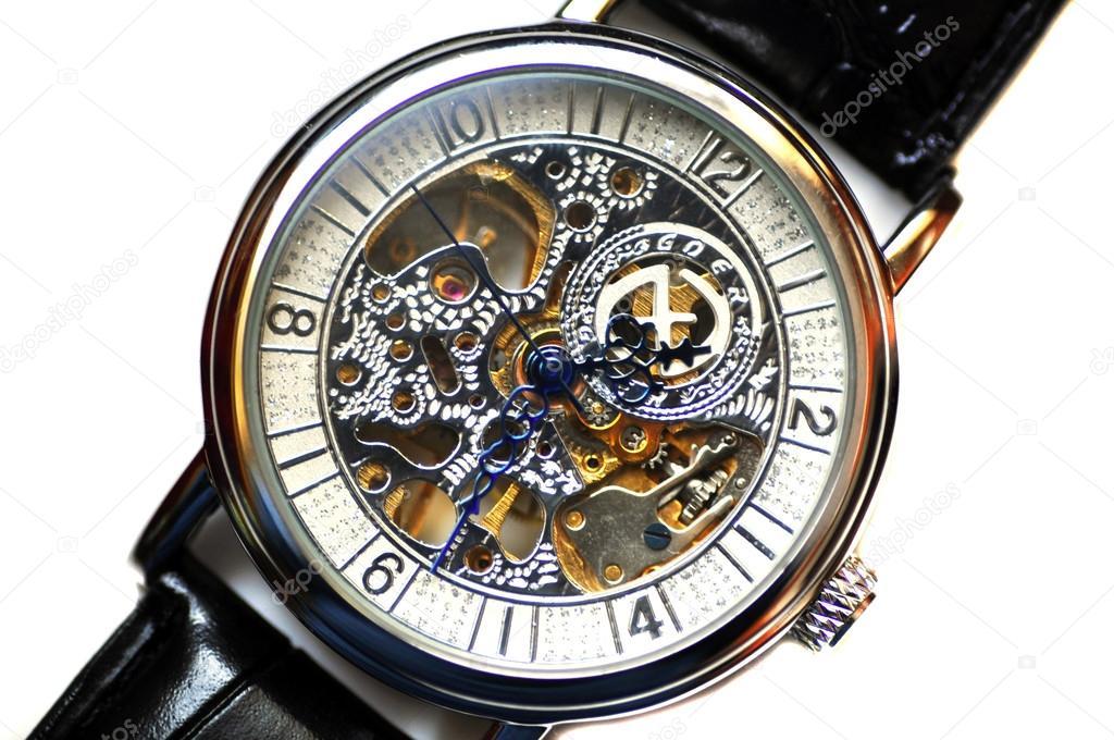 Часы наручные с механизмом часы larsson jennings купить в москве